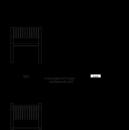 Plan Chaise GENERIC